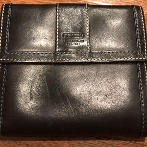 Coach bifold wallet